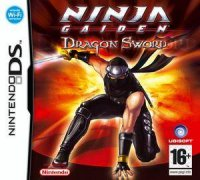 Ninja Gaiden Dragon Sword Nintendo DS