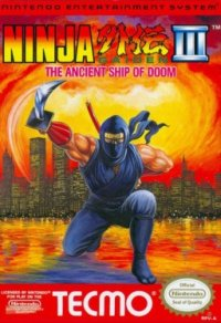 Ninja Gaiden III: The Ancient Ship of Doom NES