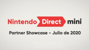 Anunciado Nintendo Direct Mini Partner Showcase para hoy, 20 de julio