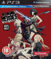 No More Heroes: Red Zone PS3