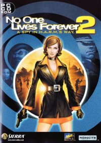 No One Lives Forever 2: A Spy in H.A.R.M.'s Way PC