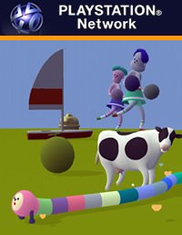 Noby Noby Boy Playstation 3
