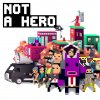 Not a Hero PS Vita