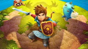 Oceanhorn: Monster of Uncharted Seas, en camino a PS4 y Xbox One