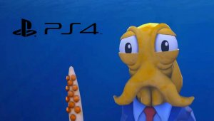 Octodad: Dadliest Catch tendrá soporte para PlayStation Move