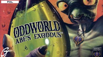 Just Add Water planea un remake de Oddworld: Abe's Exoddus