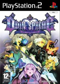 Odin Sphere Playstation 2