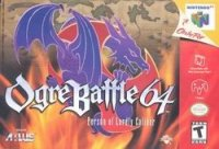 Ogre Battle 64: Person of Lordly Caliber Wii