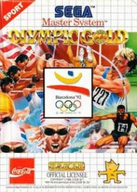 Olympic Gold Barcelona 92 Master System