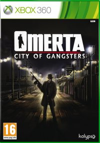 Omerta - City of Gangsters Xbox 360