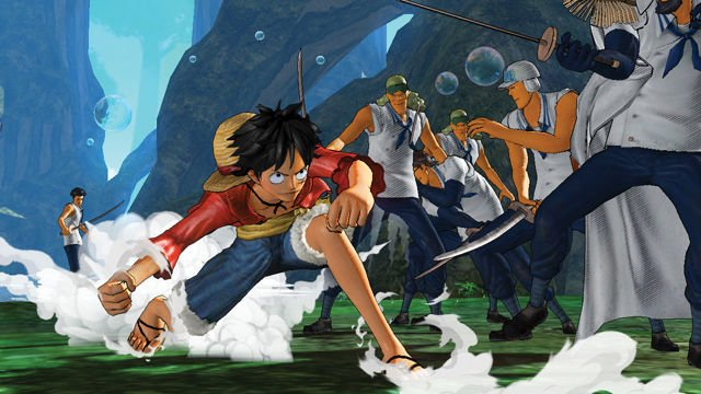 One Piece Pirate Musou
