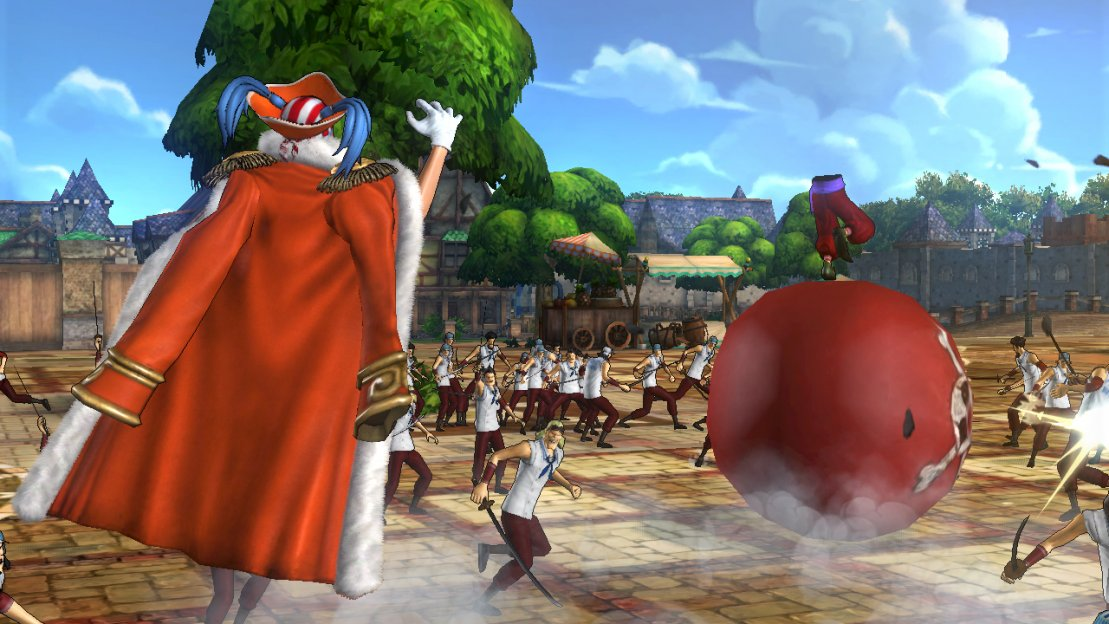 One Piece Pirate Warriors 2