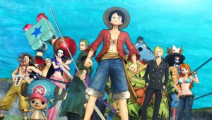 One Piece: Pirate Warriors 3 llegará a Occidente en 2015