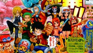 One Piece: Super Grand Battle! X anunciado para 3DS