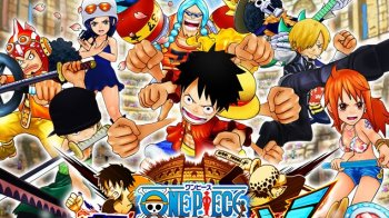 Abierta la web teaser japonesa de One Piece: Super Grand Battle! X