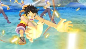 Capturas 3D oficiales de One Piece Unlimited Cruise SP