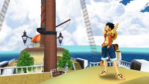 La segunda parte de One Piece: Unlimited Cruise podría llegar a 3DS