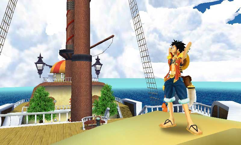 One Piece Unlimited Cruise Special