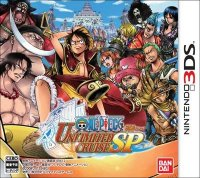 One Piece Unlimited Cruise Special Nintendo 3DS