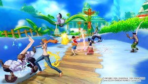 Nuevo DLC de New One Piece: Unlimited World Red