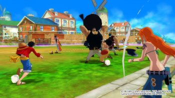 One Piece: Unlimited World Red pone rumbo a Nintendo Switch y PlayStation 4