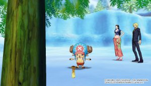 Bandai Namco muestra el tercer descargable de One Piece Unlimited World Red