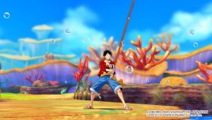 One Piece Unlimited World Red llegará en verano a Occidente; habrá versión para PC