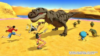Nuevos contenidos descargables para One Piece Unlimited World RED disponibles