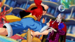 Nuevos detalles del modo Battle Coliseum en One Piece Unlimited World Red