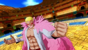 One Piece: Unlimited World Red presenta su modo Coliseo