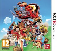 One Piece: Unlimited World Red Nintendo 3DS