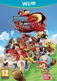 One Piece: Unlimited World Red Wii U