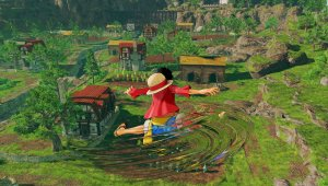 One Piece: World Seeker, para PS4, Xbox One y PC, muestra su primer vídeo gameplay