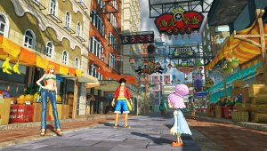 One Piece World Seeker podría posponer su lanzamiento hasta 2019