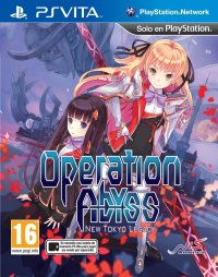 Operation Abyss: New Tokyo Legacy PS Vita