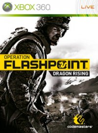 Operation Flashpoint: Dragon Rising Xbox 360