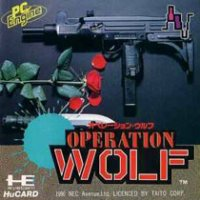 Operation Wolf TurboGrafx 16