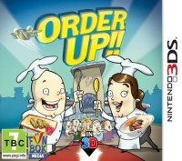 Order Up! Nintendo 3DS