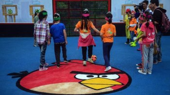 [Off Topic] Abierto el primer parque temático oficial Angry Birds en China