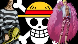 Top 10 villanos One Piece: Pirate Warriors 3. ¿Cuál es tu favorito?