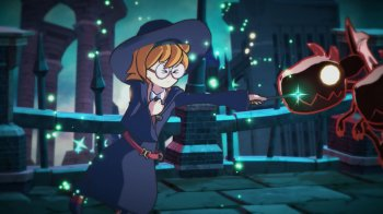 Bandai Namco presenta amplias novedades sobre Little Witch Academia: Chamber of Time