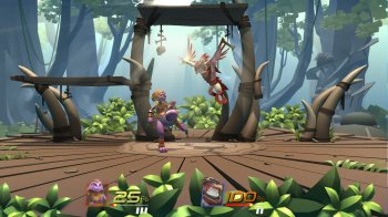 "Se anuncia Brawlout, un ""Super Smash Bros."" para PS4, Xbox One y PC"