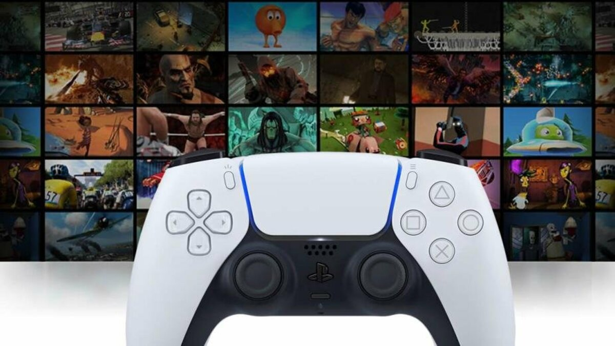 Steam agrega compatibilidad con el controlador PS5