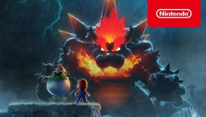 Super Mario 3D World + Bowser's Fury muestra su modo cooperativo con un gameplay