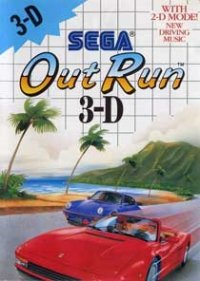 OutRun 3D Master System