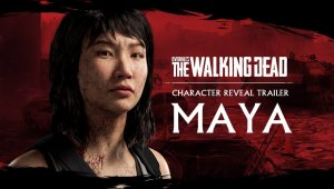 Overkill's The Walking Dead presenta a Maya, uno de los personajes disponibles