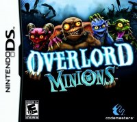 Overlord Minions Nintendo DS