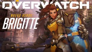 Overwatch: Brigitte ya disponible en todas las plataformas