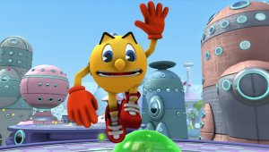 Namco Bandai presenta 'Pac-Man and the Ghostly Adventures'
