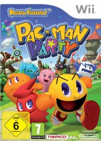 Pac-Man Party Wii